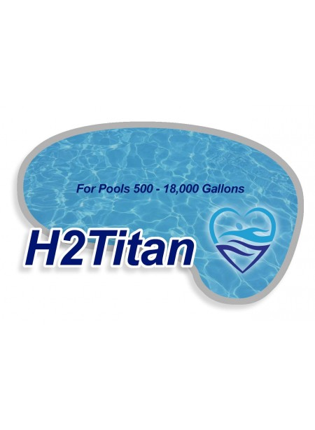 H2Titan Hyper Water System - 500 - 18,000 Gallons